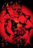 Thaise dark van Maui Royalty-vrije Stock Afbeelding