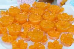 Thaise desser Royalty-vrije Stock Fotografie