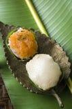 Thaise dessert dichte omhooggaand Stock Fotografie
