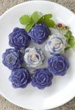 Thaise desserts Stock Fotografie