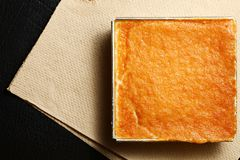 Thaise dessertscène Royalty-vrije Stock Afbeeldingen