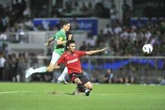 Thaise Eerste Liga 2011 Royalty-vrije Stock Afbeelding