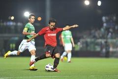 Thaise Eerste Liga 2011 Stock Afbeelding