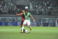 Thaise Eerste Liga (TPL) Royalty-vrije Stock Foto's