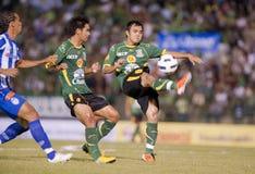 Thaise Eerste Liga (TPL) Stock Afbeelding