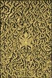 Thaise engel en kunstpatroon oude stijl: EPS.8 royalty-vrije illustratie