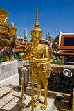 Thaise feevogel op half menselijk in Wat Phra Keaw Royalty-vrije Stock Afbeeldingen
