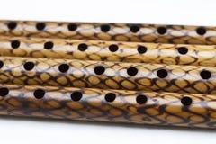 Thaise Fluit. Stock Afbeeldingen