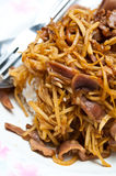 Thaise food9 Royalty-vrije Stock Fotografie