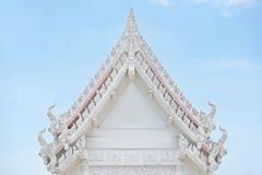Thaise geveltop stock afbeeldingen