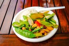 Thaise groenten stock afbeelding