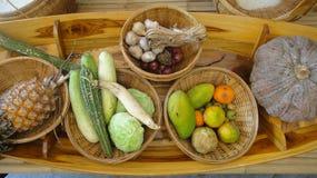 Thaise groenten Royalty-vrije Stock Fotografie