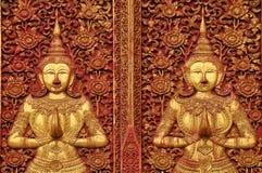 Thaise hoek Stock Foto