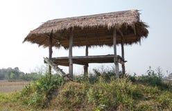 Thaise hut royalty-vrije stock afbeeldingen