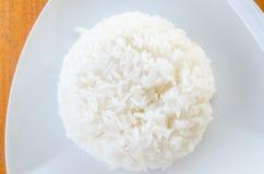 Thaise jasmijn gekookte rijst Royalty-vrije Stock Fotografie