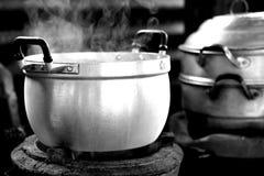 Thaise keuken   Royalty-vrije Stock Foto