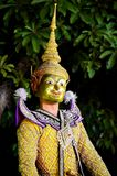 Thaise Khon Royalty-vrije Stock Afbeelding
