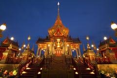 Thaise koninklijke begrafenis. Royalty-vrije Stock Foto