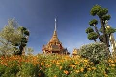 Thaise koninklijke begrafenis. Stock Fotografie