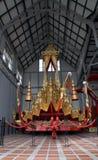 Thaise koninklijke blokkenwagen Stock Afbeeldingen