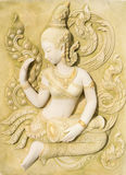 Thaise kunst van godsdienst Stock Foto