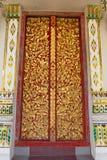 Thaise kunsttextuur Stock Afbeelding