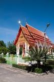 Thaise lokale tempel stock foto's
