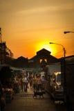 Thaise Markt Royalty-vrije Stock Afbeeldingen