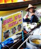 Thaise mens Royalty-vrije Stock Afbeelding