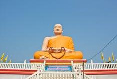Thaise monnik Stock Afbeeldingen