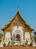 Thaise mooie tempel Stock Foto