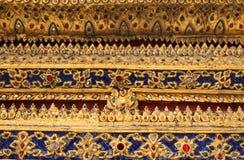 Thaise motieven Stock Afbeeldingen