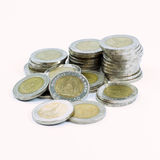 Thaise muntstukken Stock Foto