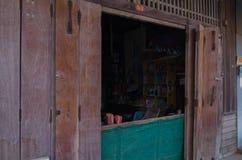Thaise oude stad Stock Afbeeldingen