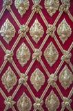 Thaise Oude textuur Royalty-vrije Stock Foto