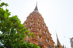 Thaise Pagode Royalty-vrije Stock Fotografie