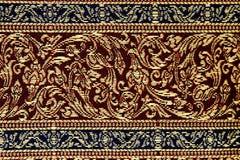 Thaise patronen Royalty-vrije Stock Afbeelding