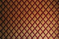 Thaise patroonmuur Royalty-vrije Stock Fotografie