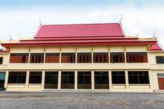 Thaise paviljoenstijl Stock Foto