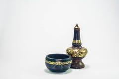 Thaise pottenbakker Royalty-vrije Stock Fotografie