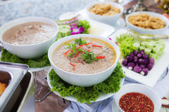 Thaise Soja Bean Dipping Sauce stock fotografie