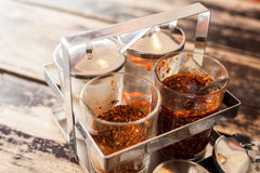 Thaise specerij peppe Royalty-vrije Stock Afbeelding