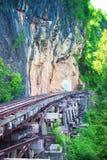 Thaise spoorweg Royalty-vrije Stock Afbeeldingen