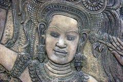 Thaise steengravure Stock Afbeeldingen
