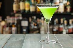 Thaise Stijl groene Cocktail Stock Afbeeldingen