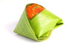 Thaise stijl zoete desserts. Stock Foto