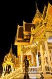 Thaise stijlarchitectuur Stock Fotografie