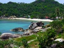 Thaise strandvakantie Stock Foto's