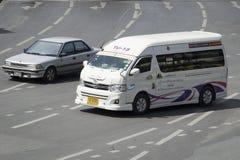 Thaise Taxi Royalty-vrije Stock Afbeeldingen