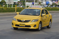 Thaise Taxi Royalty-vrije Stock Foto's